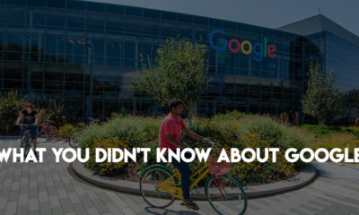 50 Facts about Google you didn't know